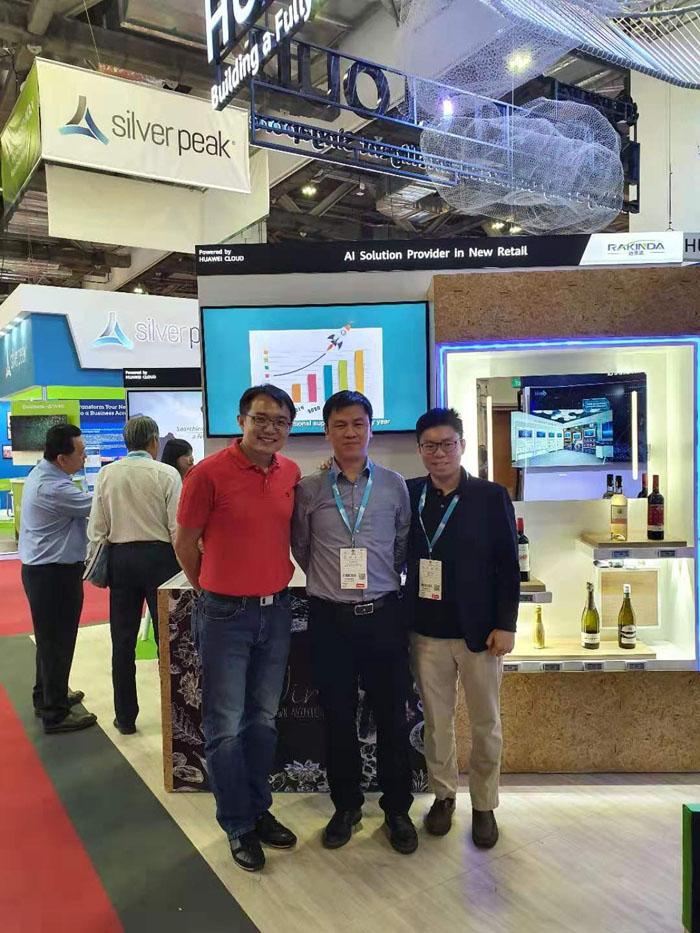 Asia Cloud Expo|Rakinda Group and Huawei Cloud bring a digital feast about AI