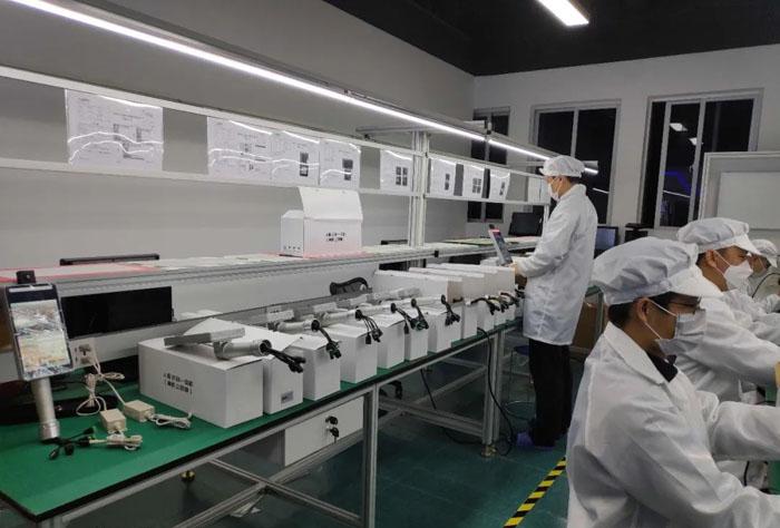 High-precision Infrared Non-contact Temperature Measurement Face Recognition Integrated Machine