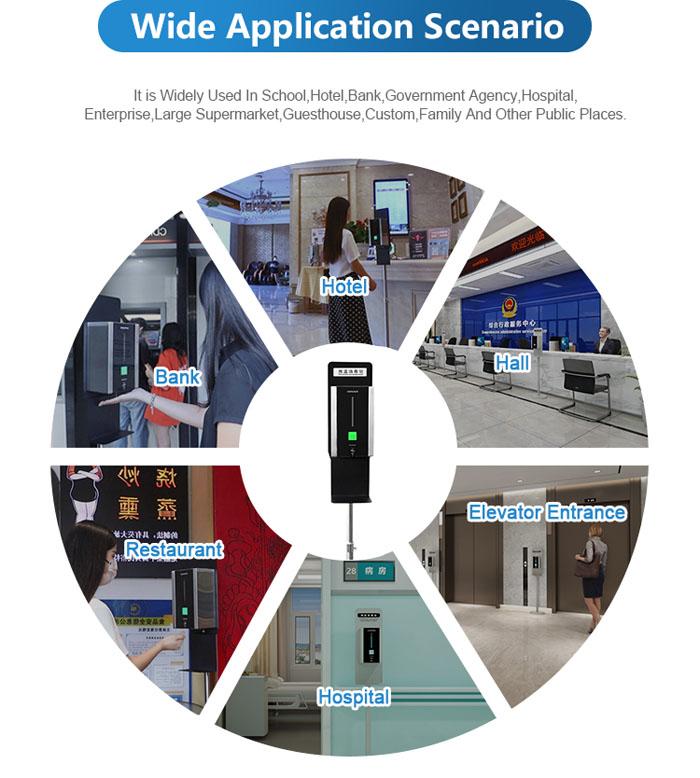 TF88 Automatic Hand Gel Dispenser