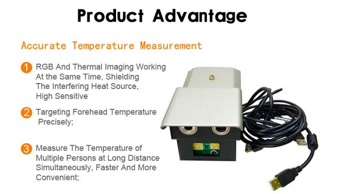 FT30 Temperature Measuring Thermal Camera Module