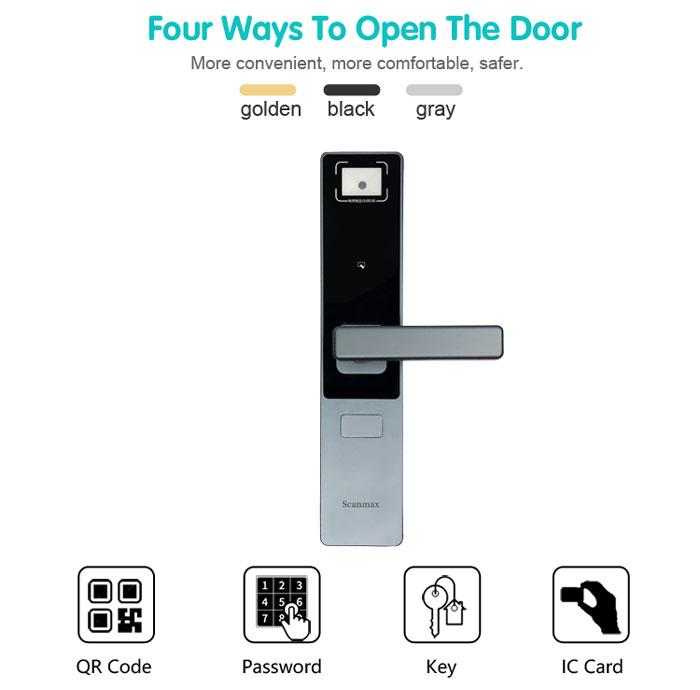 Wireless Bluetooth Door Lock