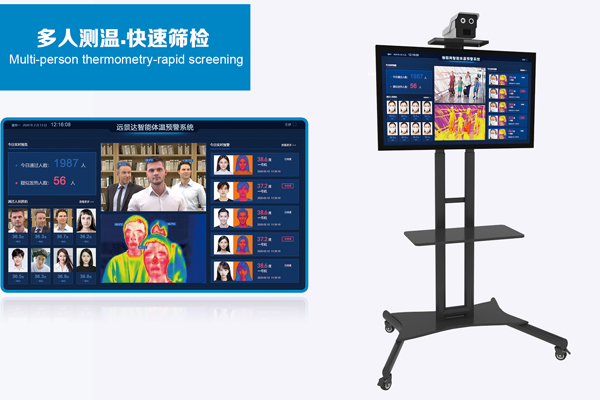 Thermal Imaging Multi-person Temperature Screening System Applied in Shiyan Hall