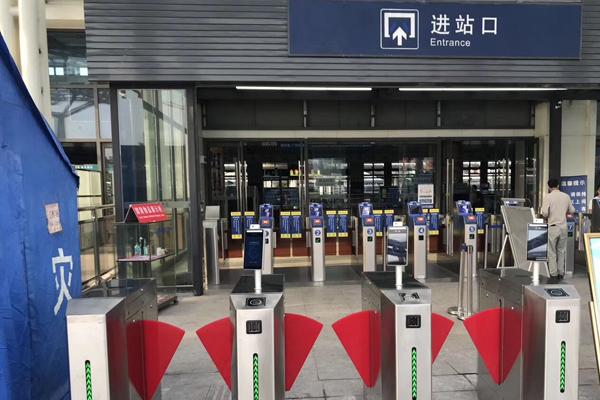 Guangzhou Face Recognition Access