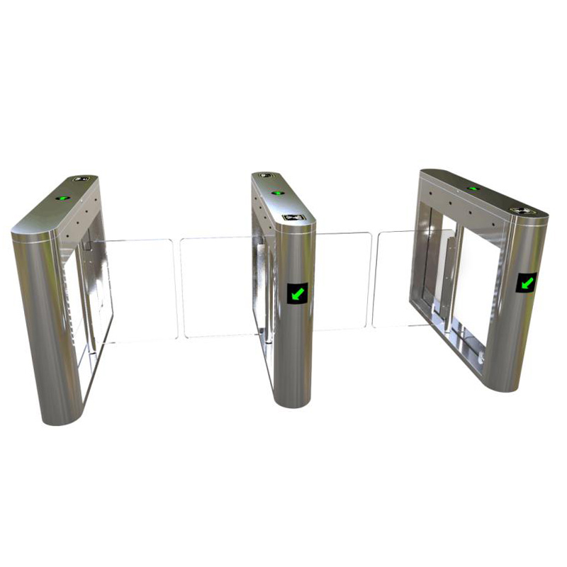 SM-B09BS Automatic Sliding Barrier Gate Access Control System
