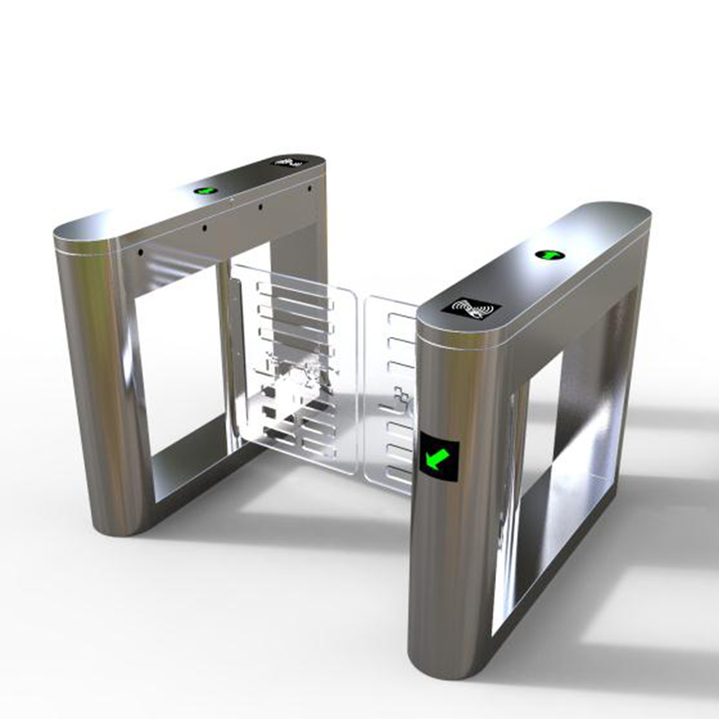 SM-B09BS Automatic Sliding Barrier Gate Access Control
