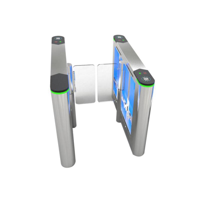 SM-BT06BS Automatic Flap Barrier Gate Access Control Turnstile