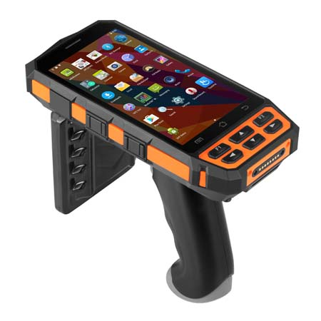S4 PLUS Android UHF Handheld RFID Reader