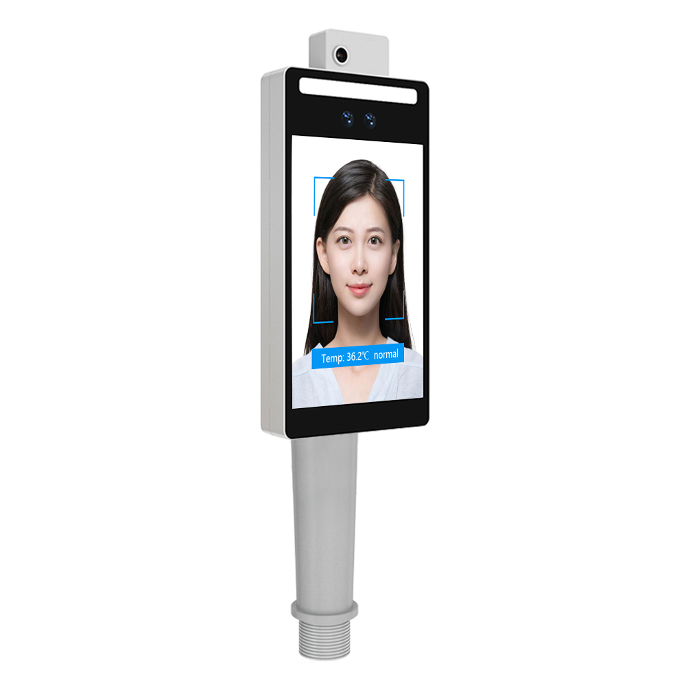 F2-TH Thermal Imager Face Recognition Camera for Access Control Gate Machine