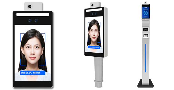 Access Control Attendance Management Automatic Face Recognition Equipment