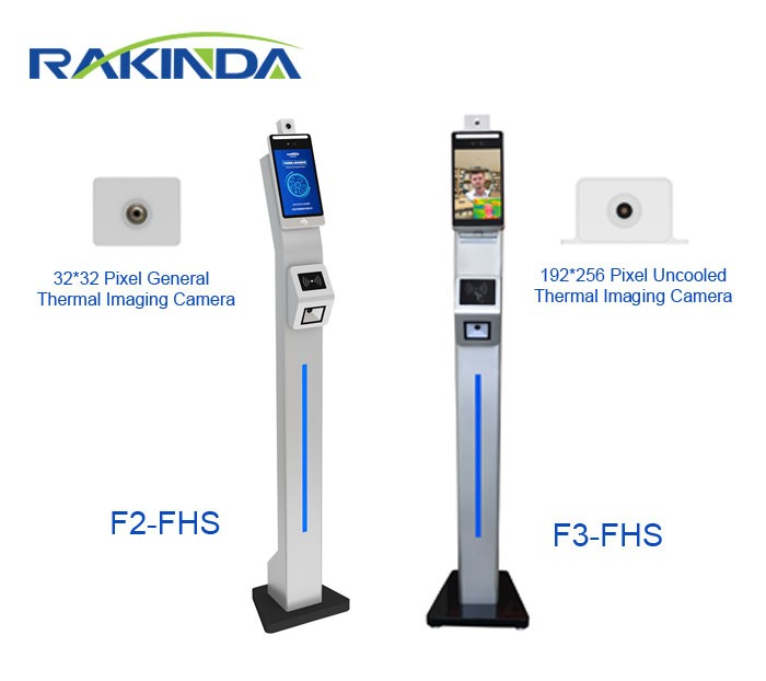 Face Temperature Thermometer System Builds an Informationized Epidemic Prevention and Control System