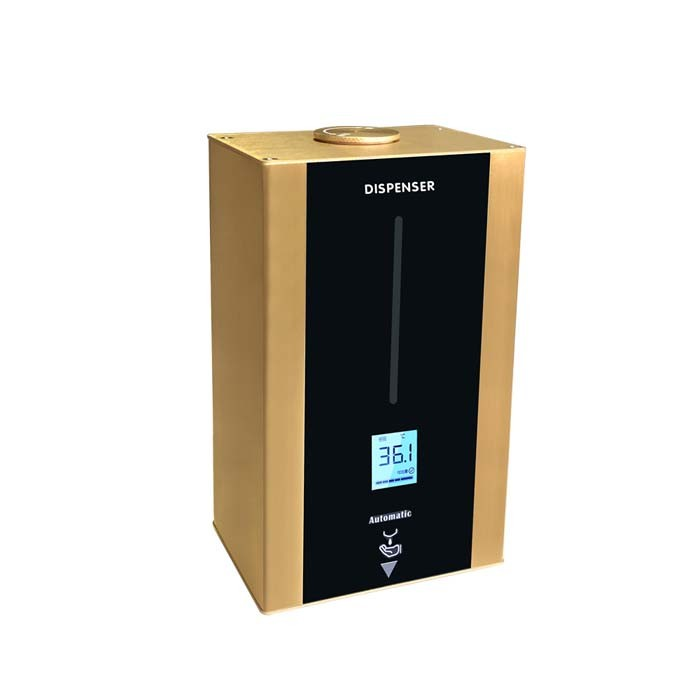 TF86 Stainless Steel Hand Soap Disinfection Kiosk