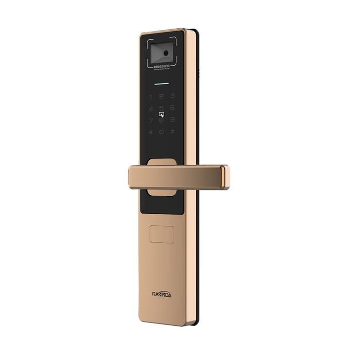 QR Code Smart Door Lock