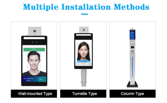 What Factors Should Be Considered when Purchasing Face Recognition Terminal with Temperature